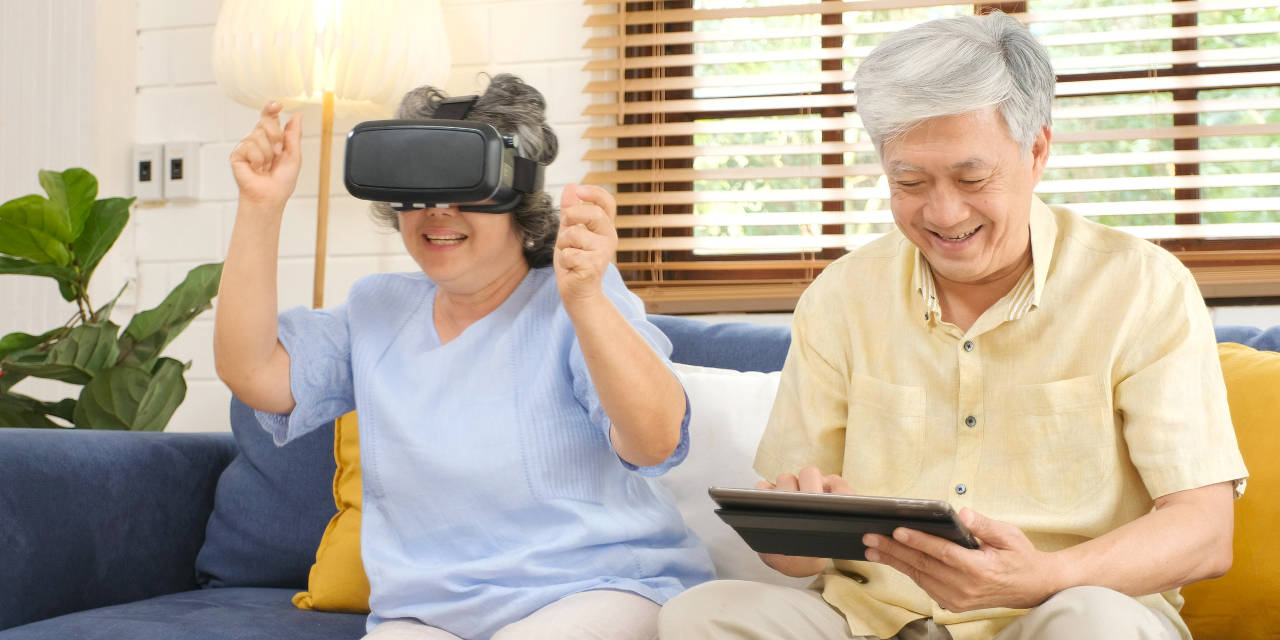 Senior Savvy: Relieving Tech Stress So Seniors Can Thrive in Today's World