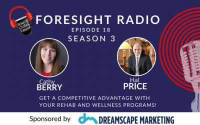 S3 Episode 18 – Get A Competitive Edge with Your Rehab and Wellness Programs. Here's How!
